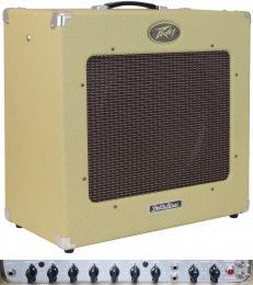 """Peavey Delta Blues 115 II 30W 1x15"""" Guitar Combo Tube Amp"""
