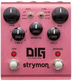Strymon DIG Dual Digital Delay Pedal