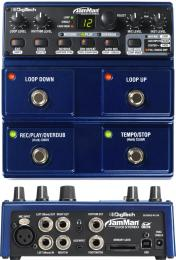 DigiTech JamMan Stereo Looper for Guitar and Vocals