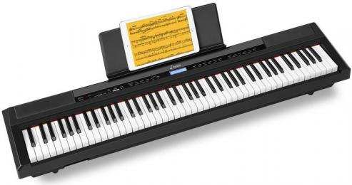 Donner DEP-20 Digital Piano 88 Key Weighted w/ Sustain Pedal