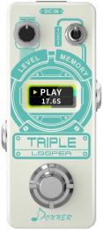 Donner Triple Looper Pedal