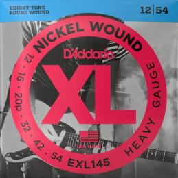 D'Addario EXL145 Nickel Wound Electric Guitar Strings (Heavy Gauge)