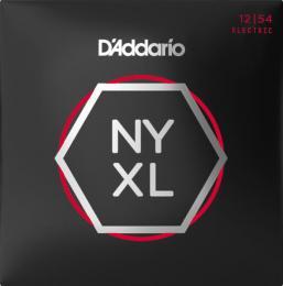 D'Addario NYXL1254 Nickel Wound Electric Guitar Strings (Heavy Gauge)