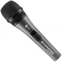 Sennheiser e835-S Dynamic Cardioid Handheld Vocal Microphone