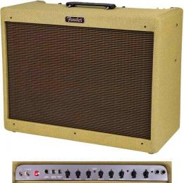Fender Blues Deluxe Tube Combo Guitar Amp 40W 1x12