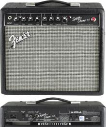 Fender Super Champ X2 Tube Guitar Combo Amp 15W 1x10