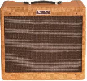 "Fender Blues Junior III Lacquered Tweed 15W 1x12"" Tube Combo Amp"