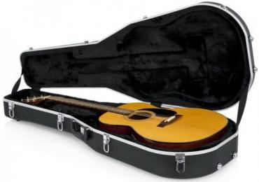 Gator Deluxe ABS Molded Acoustic Guitar Case Dreadnought