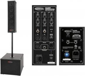 Harbinger HA300 Compact Portable PA System