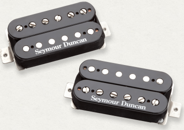 Seymour Duncan SH-4 and SH-2n Hot Rodded Humbucker Set