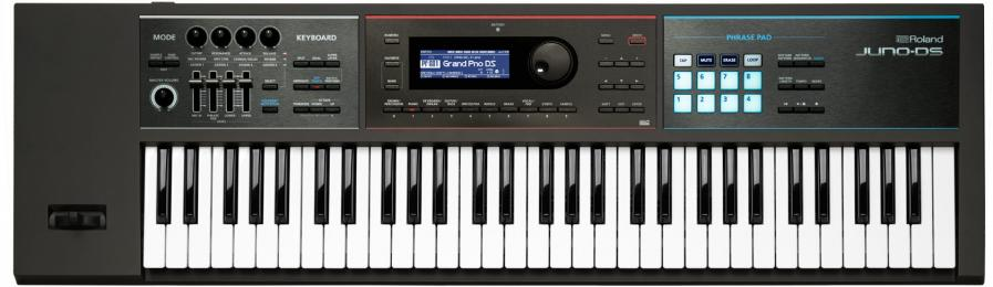 Roland JUNO-DS61 Digital Synthesizer