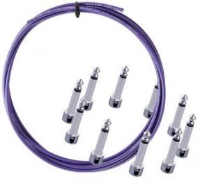 Lava Cable Tightrope Solder-Free PedalBoard Kit