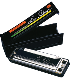 Lee Oskar Major Diatonic Harmonica - Key of C