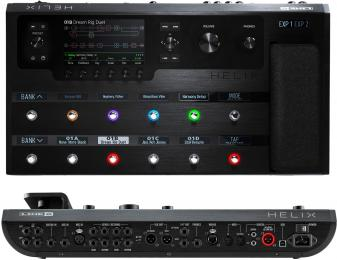 Line 6 Helix Floor Multi-Effects Guitar Processor