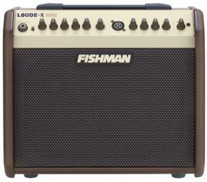 Fishman Loudbox Mini Charge Battery Powered Guitar Combo Amplifier 60W