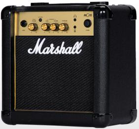 "Marshall MG10G 1x10"" 10-Watt Combo Guitar Amp"