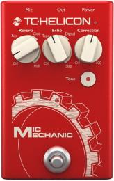 TC Helicon Voicetone Mic Mechanic 2 Vocal Effects Pedal