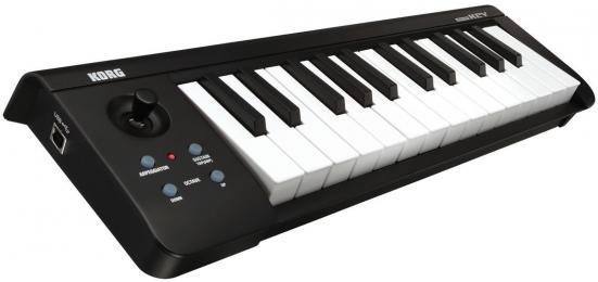 Korg microKEY25 USB 25-Key MIDI Keyboard Controller