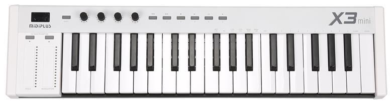 midiplus X3 mini 37 Key MIDI Controller Keyboard