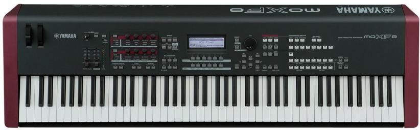 Yamaha MOXF8 88-key Synthesizer Workstation