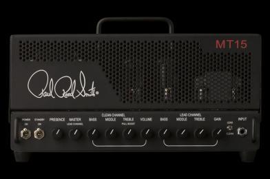 PRS Mark Tremonti Signature MT 15 - Guitar Tube Amp Head - 15/7-watts