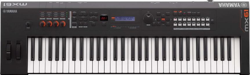 Yamaha MX61 Music Synthesizer V2