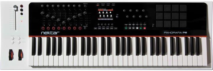 Nektar Panorama P6 61-Key MIDI Keyboard Controller