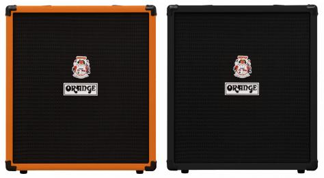 Orange Amplifiers Crush Bass 50 Bass Combo Amplifier