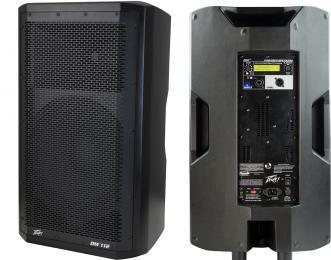 """Peavey Dark Matter 112 12"""" Powered PA Speaker"""