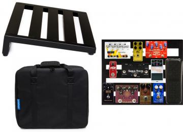 "Pedaltrain Novo 18 SC Pedalboard with Soft Case (18""x14.5"")"
