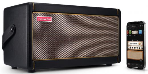 """Positive Grid Spark 40-Watt 2x4"""" Modeling Combo Guitar Amp"""