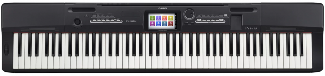 Casio Privia PX-360 Digital Piano and Workstation