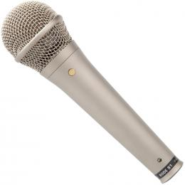 Rode S1 Supercardioid Condenser Handheld Microphone