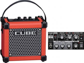 Roland Micro Cube GX 3 Portable Guitar Modeling Amplifier