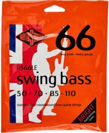 Rotosound RS66LE Long Scale Bass Strings (Heavy)