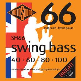Rotosound SM66 Swing Bass Guitar Strings