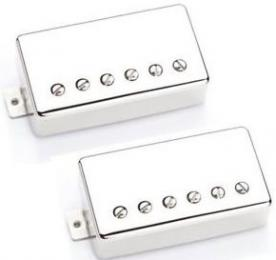 Seymour Duncan Seth Lover Humbucker Nickel Electric Guitar Pickup Set