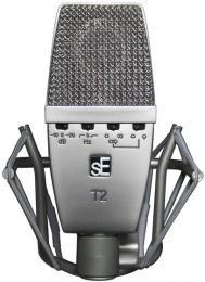 sE Electronics T2 Multi-pattern Large-diaphragm Condenser Microphone