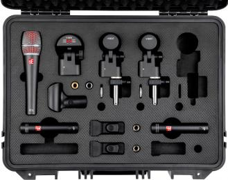 sE Electronics V Pack Club Drum Mic Package