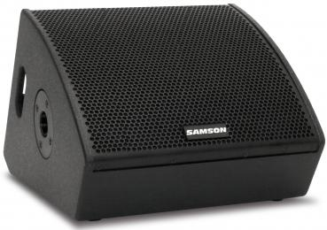 "Samson RSXM10A Powered Stage Monitor 10"" - 800W"