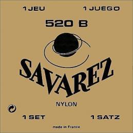 Savarez 520B Classical Rectified Nylon Low Tension Guitar Strings