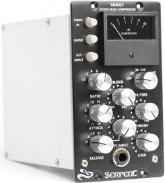 Serpent SB4001 Stereo Buss Compressor - 500 Series