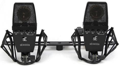 sE Electronics sE4400a Matched Pair Condenser Microphones