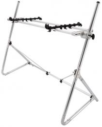 Sequenz Standard-M-SV Keyboard Stand A-Frame Medium