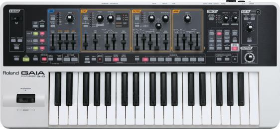 Roland GAIA SH-01 Virtual Analog  Digital Synthesizer
