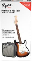 Fender Squier Mini Strat Pack
