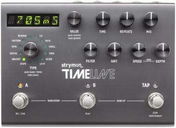 Strymon TimeLine Multidimensional Digital Delay Pedal