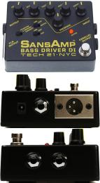 Tech 21 SansAmp Bass Driver Active DI Box