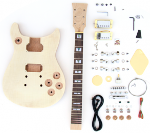 TheFretWire DIY Electric Guitar Kit TFW010 - Double Cut