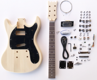 TheFretWire DIY Electric Guitar Kit TFW026 - Mos Style